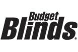 BUDGET BLINDS - PCS ENT. LLC logo