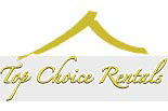 TOP CHOICE PARTY RENTAL logo