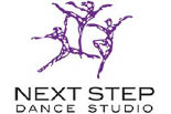 NEXT STEP DANCE STUDIO logo