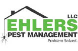 EHLERS PEST MANAGEMENT logo