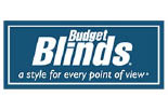 BUDGET BLINDS - WALWORTH CO. logo