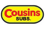 COUSIN'S SUBS - BURLINGTON logo