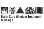 EARTH CARE WINDOW TREATMENT logo
