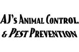 AJ'S ANIMAL CONTROL & PEST PREVENTION logo