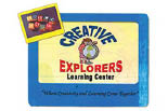 CREATIVE EXPLORERS LEARNING CENTER logo