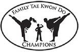 FAMILY TAE KWON DO CHAMPIONS - BROOKFIELD logo