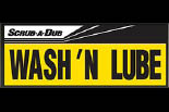 SCRUB-A-DUB WASH 'N LUBE - MEN FALLS logo