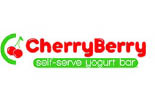 CHERRYBERRY YOGURT BAR logo