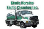 KETTLE MORAINE SEPTIC CLEANING INC. logo