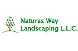 NATURE'S WAY LANDSCAPE logo