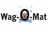 Wag-O-Mat Self Serve Dog Wash logo