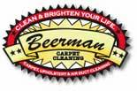 Beerman Carpet Cleaning logo