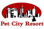 Pet City Resort & Spa logo