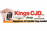 Kings Chrysler Jeep Dodge logo
