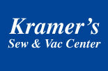 Kramer's Sew & Vac Center logo
