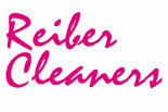 Reiber Cleaners logo