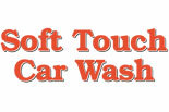 Soft Touch Car Wash logo