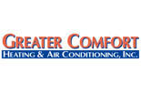 Greater Comfort Heating & Air logo
