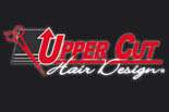 Upper Cut Hair Design logo