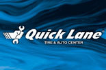 Quick Lane Oil Change & Auto Service @ Walt Sweeney logo