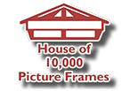 House of 10,000 Picture Frames logo