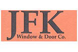 JFK Windows & Door Co. logo