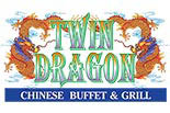 Twin Dragon Chinese Buffet logo
