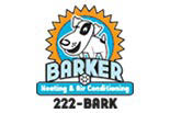Barker Heating & Air Conditioning logo