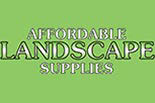 Affordable Landscape Supplies logo