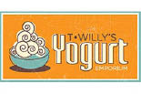 T. Willy's Yogurt Emporium logo