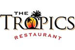 The Tropics Restaurant logo