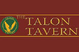 The Talon Tavern logo