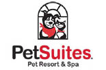 PetSuites Pet Resort & Spa logo