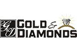Gold and Diamonds logo