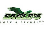 Eagle's Lock & Security logo