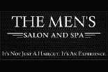 The Men's Salon and Spa logo