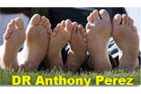 DR. ANTHONY PEREZ DPM/CHICAGO logo