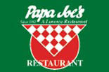 PAPA JOE'S  LOCKPORT logo