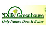 DILLS GREENHOUSE logo