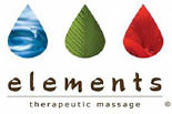 Elements Therapeutic Massage Hilliard logo