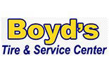 Boyd's Goodyear Service and Tire logo