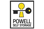 Powell Road Self Storage logo