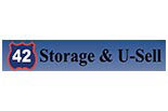 42 Storage And U Sell logo
