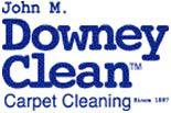 Downey Clean Carpet Cleaning logo