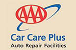 AAA Car Care Plus logo