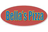 Bella's Pizza logo
