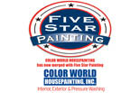Color World HousePainting of Cincinnati, Ohio logo