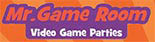 Mr. Game Room Video Game Truck Rental logo