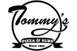 Tommy's Pizza - Dublin logo