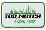 Top Notch Lawn Care logo